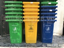 Cung cấp thùng rác công cộng giá rẻ