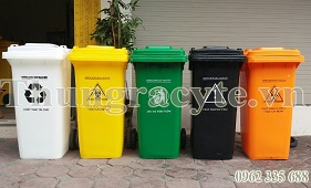 Thay đổi thói quen tùy tiện từ chiếc Thùng rác công cộng