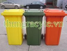 Triển khai lắp đặt đồng bộ mạng lưới thùng rác công cộng