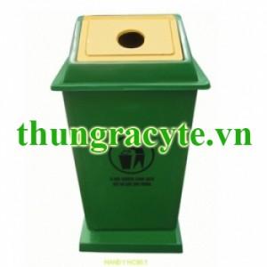 Thùng rác composite 110 lít