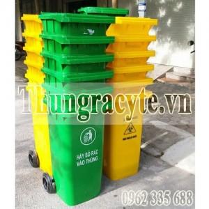 Phân loại và sử dụng thùng rác y tế đúng cách