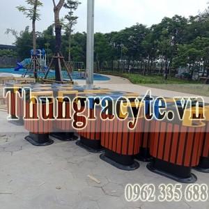 Bán thùng rác công cộng giá rẻ ở Hà Nội