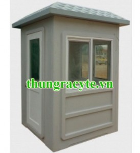 Cabin bảo vệ composite 1,2m x 1,5 m