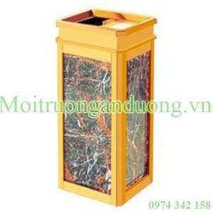 thùng rác đá hoa cương A29-A