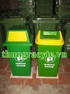 Thùng rác công nghiệp 90 lít