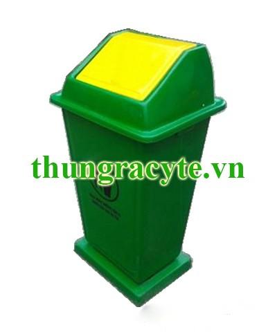 Thùng rác công nghiệp 110 lít