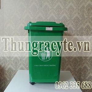 Thùng rác môi trường