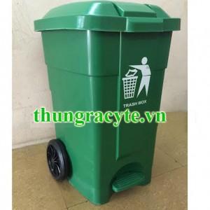 Thùng rác nhựa 70 lít