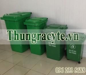 Bán thùng rác nhựa ở Lạng Sơn giá tốt