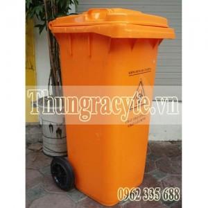 Cung cấp thùng rác nhựa - Giải quyết vấn đề rác thải đô thị
