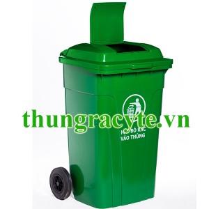 Thùng rác nhựa HDPE 150 lít