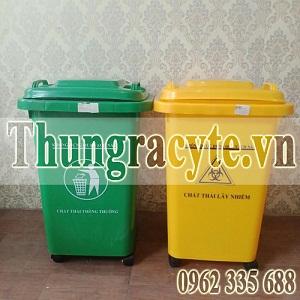 Phân phối thùng rác nhựa ở Hải Dương