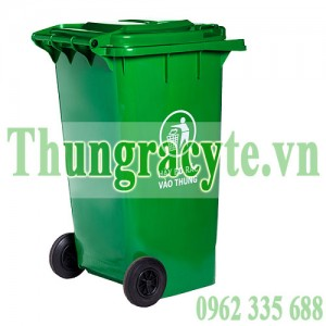 Phân phối thùng rác nhựa HDPE cao cấp, giá rẻ